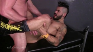 Colton Carbone Raw Fucking Draven Torres