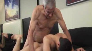 Young Guy Fucked by his Older Psychiatrist