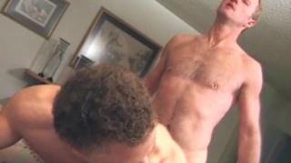 Cop gets fucked by a burglar
