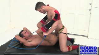 Landon Conrad Fucks Luke Milan