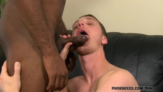 Gay Interracial Couple Swapping Fucks