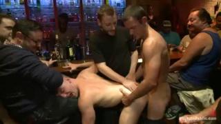 Doug Acre Gang Banged in Crowded Bar