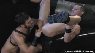 Tommy Defendi Fucking James Ryder in Heretic