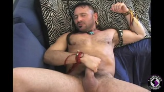 Ty Hudson's Cock-Stroking Session