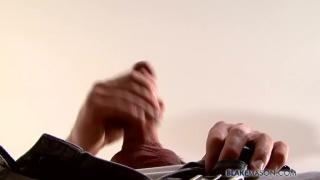 Bisexual Hunk Jacking Off