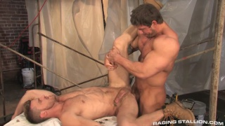 Landon Conrad Fucked by Zeb Atlas