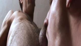 Deep Throating Long Uncut Dick