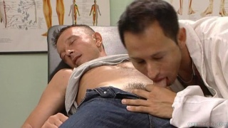 Horny Doctor Screws his Patient