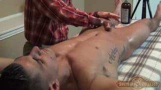 Hot Southern Boy's Erotic Massage