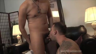 Oral Sex for Wild Hair Guy