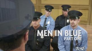 Police Men Andrew Stark & Connor Kline Fuck