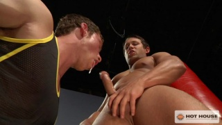Bobby Clark Fucked by Connor Maguire