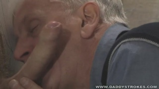 Glory Hole Grandpa