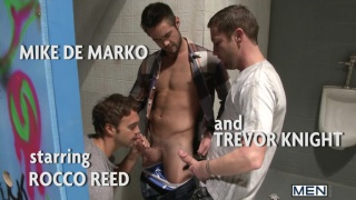 Rocco Reed's Public Hook-up