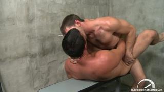 Joe Parker & Brady Hanson Fucking