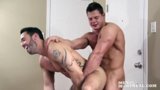 Alexy Tyler Breaks in a Virgin Str8 Top Man