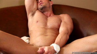 Cody Cumming in Long, Slow Jack Off