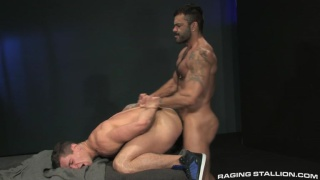 Rogan Richards Power Fucks Trenton Ducati