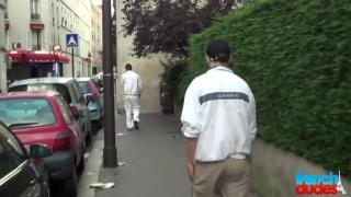 Paris Street Pick-up