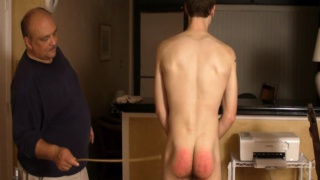 Ass Caned Red