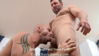 Straight Hunk Screws Mitch Vaughn