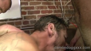 Raw Spit Roasting Damon Dogg