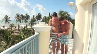 Sascha Chaykin Taking Kris Evans Big Cock