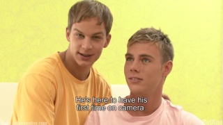 Luke Hamill Screws New Blond Boy