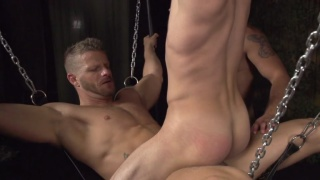 Jeremy Stevens, Cooper Reed, & Shane Jacobs Threesome