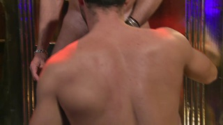Martin Mazza Sucks Jessy Ares' Cock