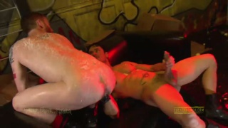 Sebastian Keys Plays with Rafael Alencar's Huge Cock