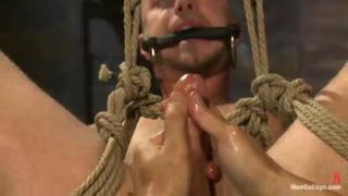 Jessie Colter's Bondage Handjob