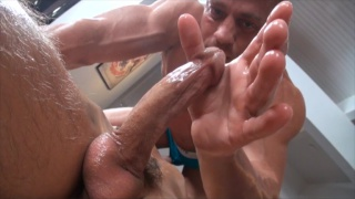 Jackson Taylor Oiled & Pumped by Tyler Saint