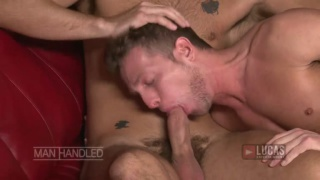 Preston Steel and Hayden Colby Fucking