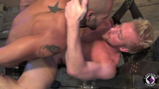 Christopher Daniels Fucked in a Sling