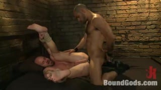 Leo Forte Using Mitch Vaughn in Dungeon