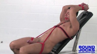 Alexander Garrett Bound in the Gym