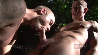 Jesse Santana Fucks Rod Daily