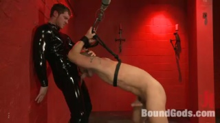 Top Jeremy Stevens Gets BDSM Work Over
