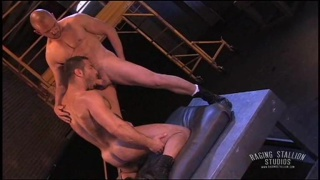 Heavy ass pounding session