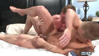Connor Maguire Gives Liam Magnuson First Fuck