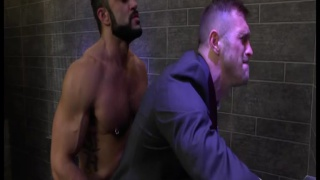 Rogan Richards & Paul Wagner at men at play