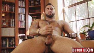 puerto rican rikk york jacking off