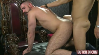 brazilian stud fucks a hairy hung frenchman