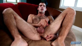 Tim Holden Plays with Fleshlight