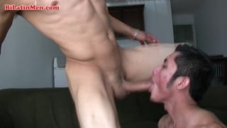 taking his buddy's big dick