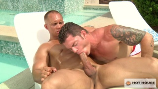 Hot House's Easy Summer John Magnum & Mitchell Rock