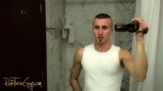 guy webcam strip tease show