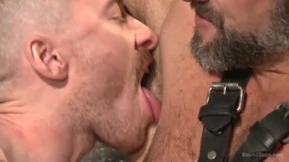 redhead damien moreau subs for dirk caber
