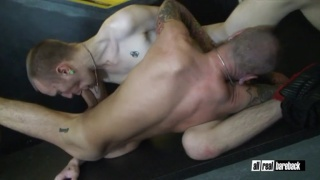skater's hole wants this 8-inch cock